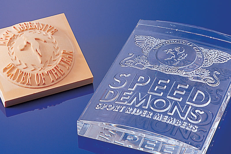 engraved plaques