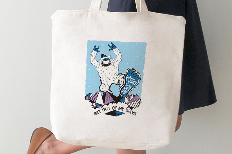 Personalized Cotton Bag