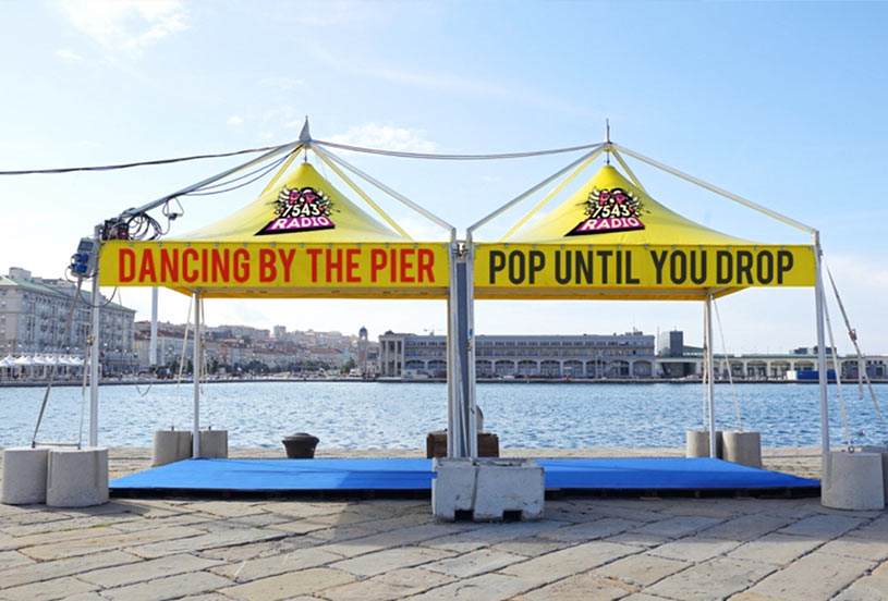 Markets, Street Fairs, and Street Event Printing on Canopies