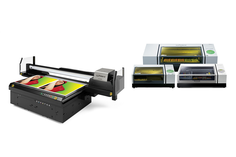 Roland DG UV Printers for Canopies