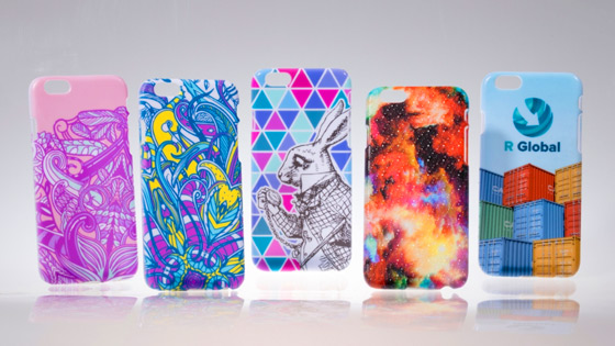 cheap for discount 5e333 6d7d7 Printing on iPhone Covers | Roland