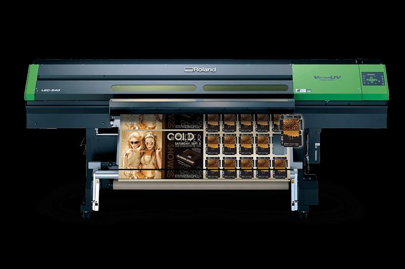 Die Cut Sticker Printing Machines | Roland DGA