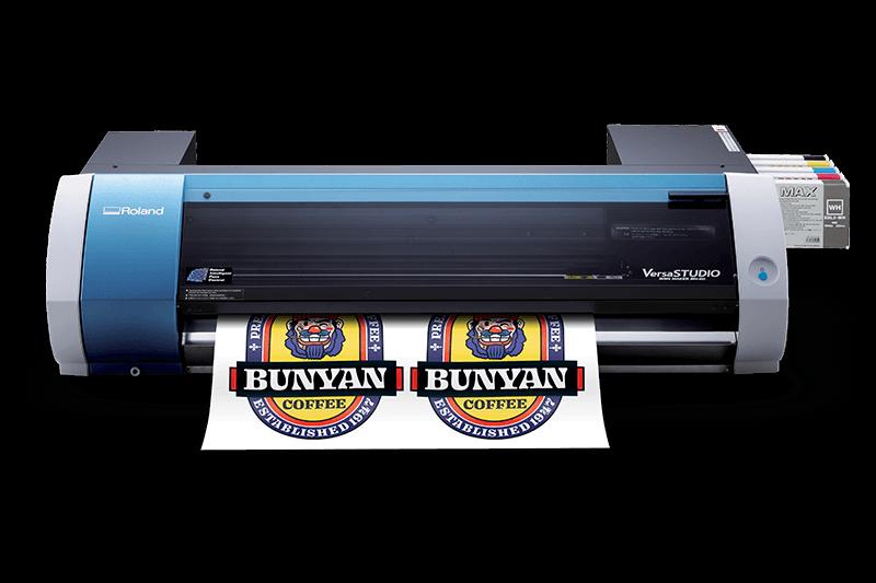 image regarding Best Printer for Printable Vinyl referred to as Die Slash Sticker Printing Tools Roland DGA