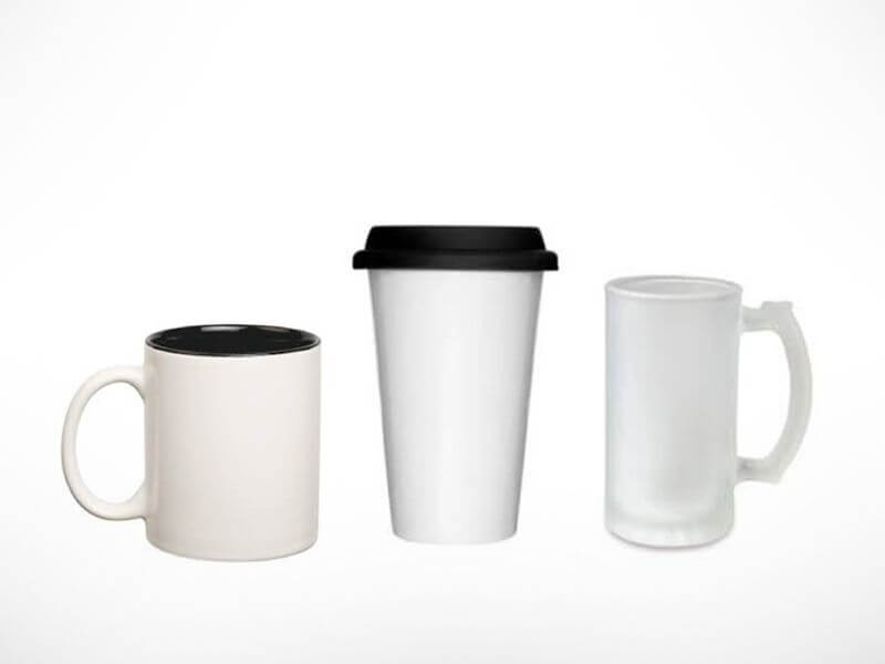 Dye-Sublimation Blanks for Mug Personalization