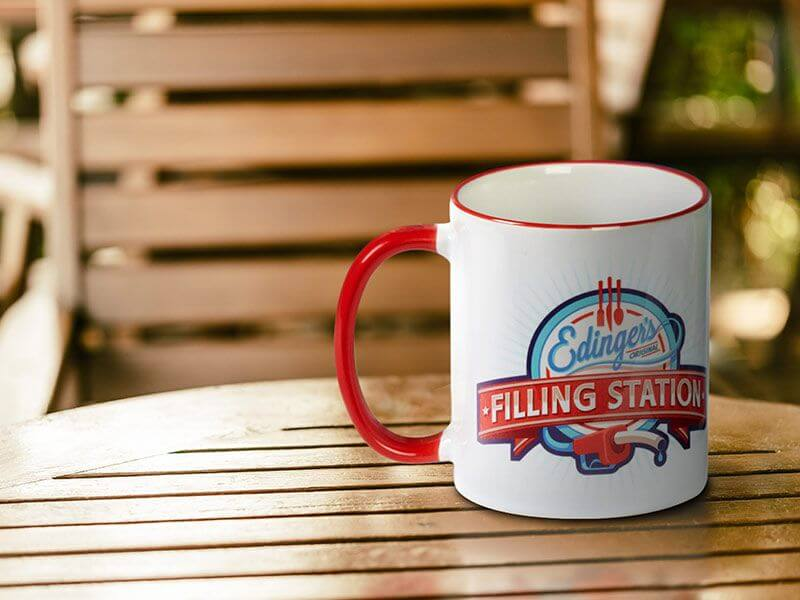 printing on mugs roland dga