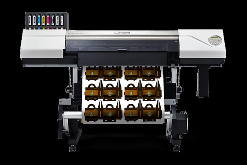 Cut Sticker Printing Machines