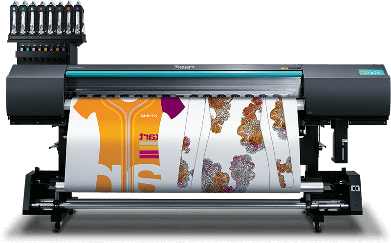 dye sublimation printing solutions | fabric printing solutions ...
