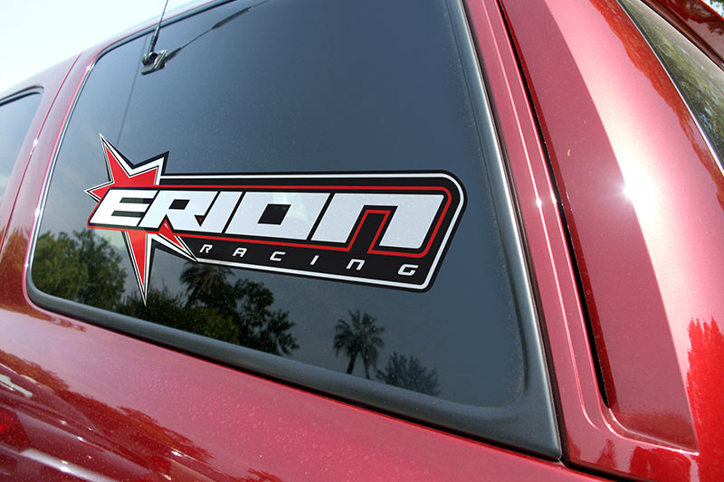 Print Vehicle Decals and Stickers with a Vinyl Printer
