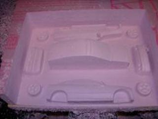 Integra Foam Model