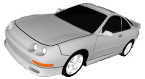 Acura Integra Design