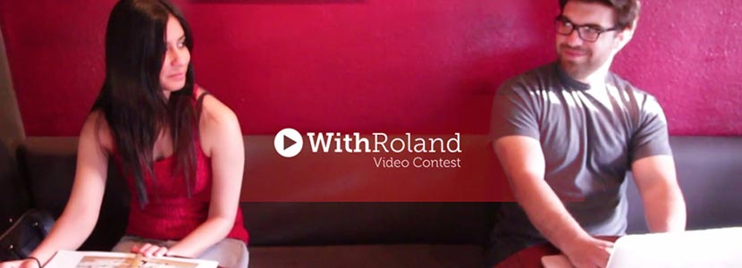 WithRoland video contest