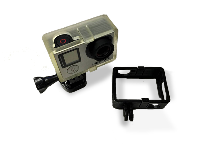 GoPro 3D printing accessory