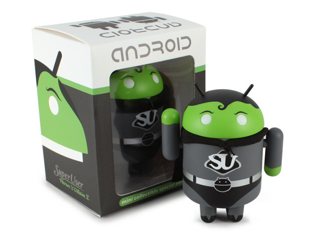 Andrew Bell Android toy