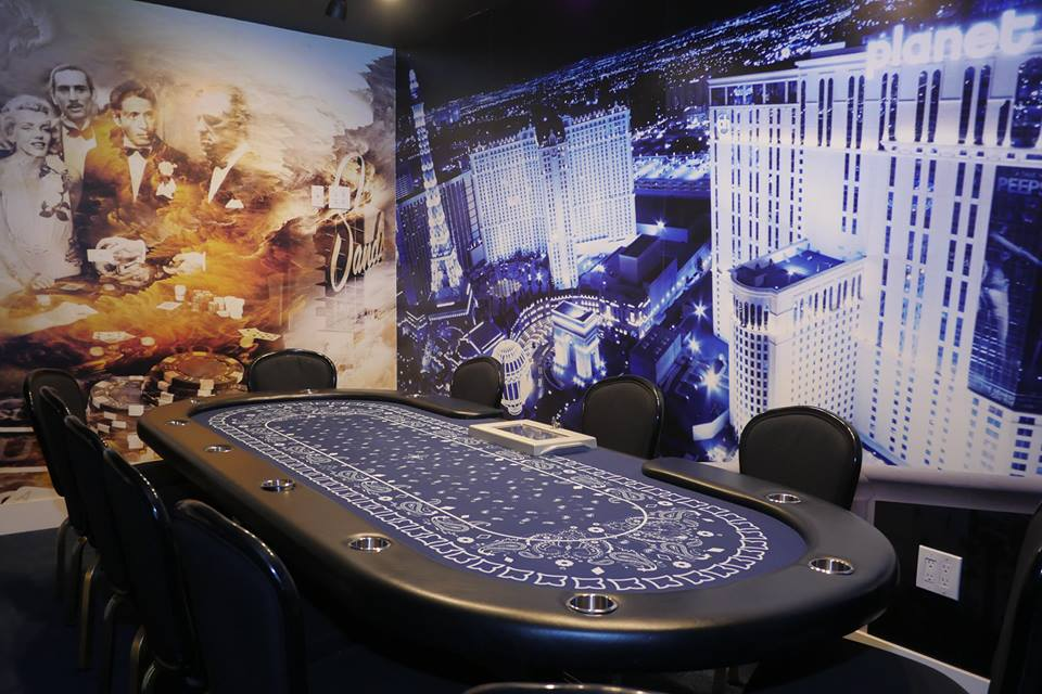 Gamut Media Vegas room murals for Snoop Dogg