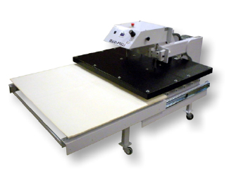 GeoKnight Maxi-Press Air Heat Press
