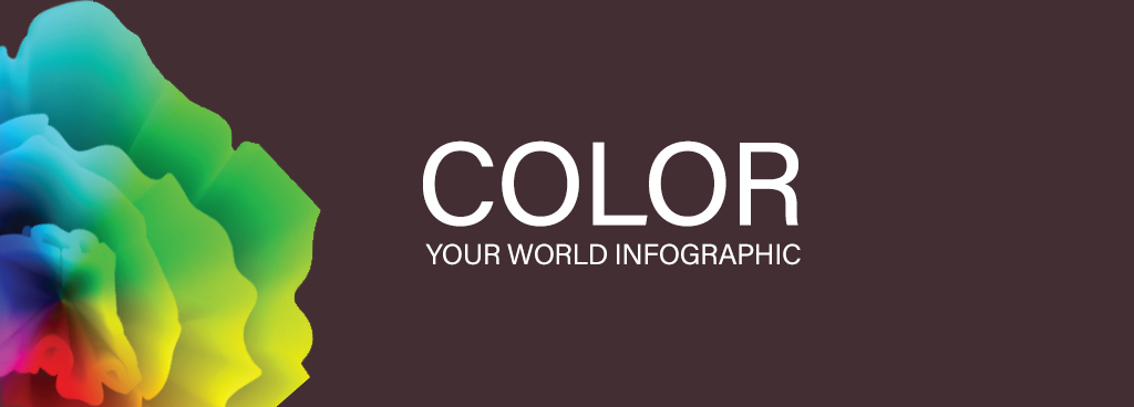 Color Your World Infographic