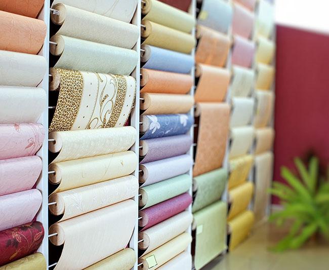 Uv for Wallpaper home goods