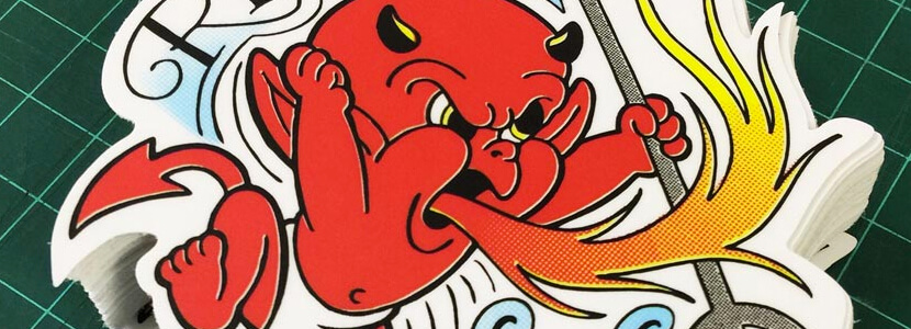 slap sticker article