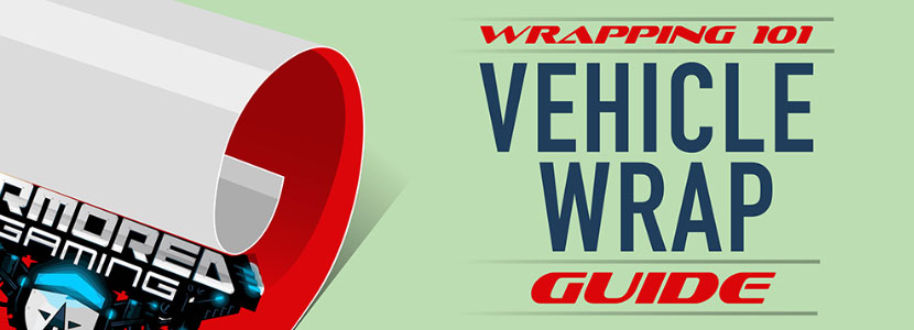 Vehicle Wrapping Infographic