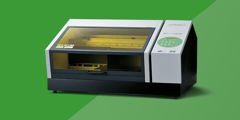 VersaUV LEF -12i UV Printer