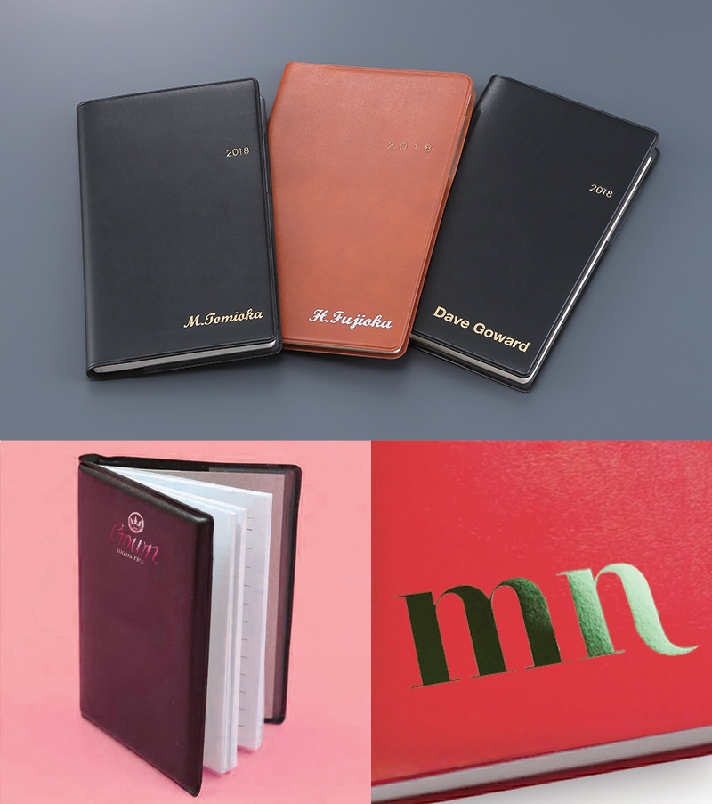 notepad_customization_metallic_foil