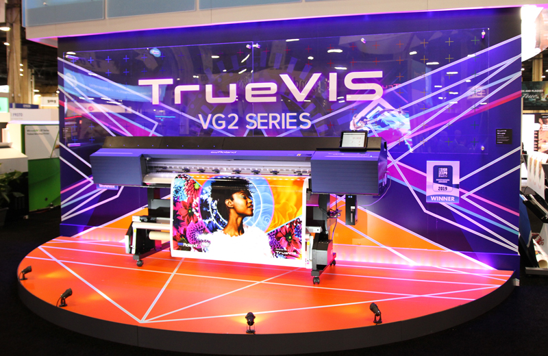 TrueVIS VG2 at ISA 2019