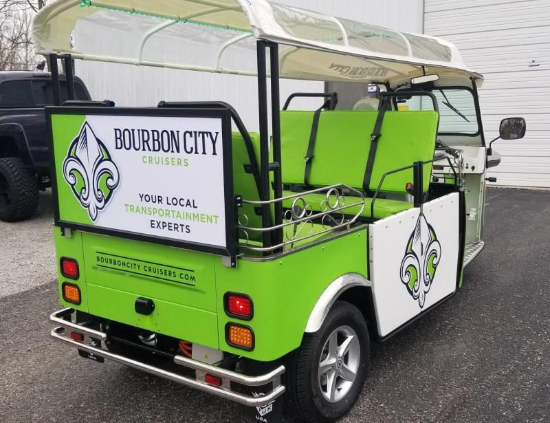tourist vehicle wrap