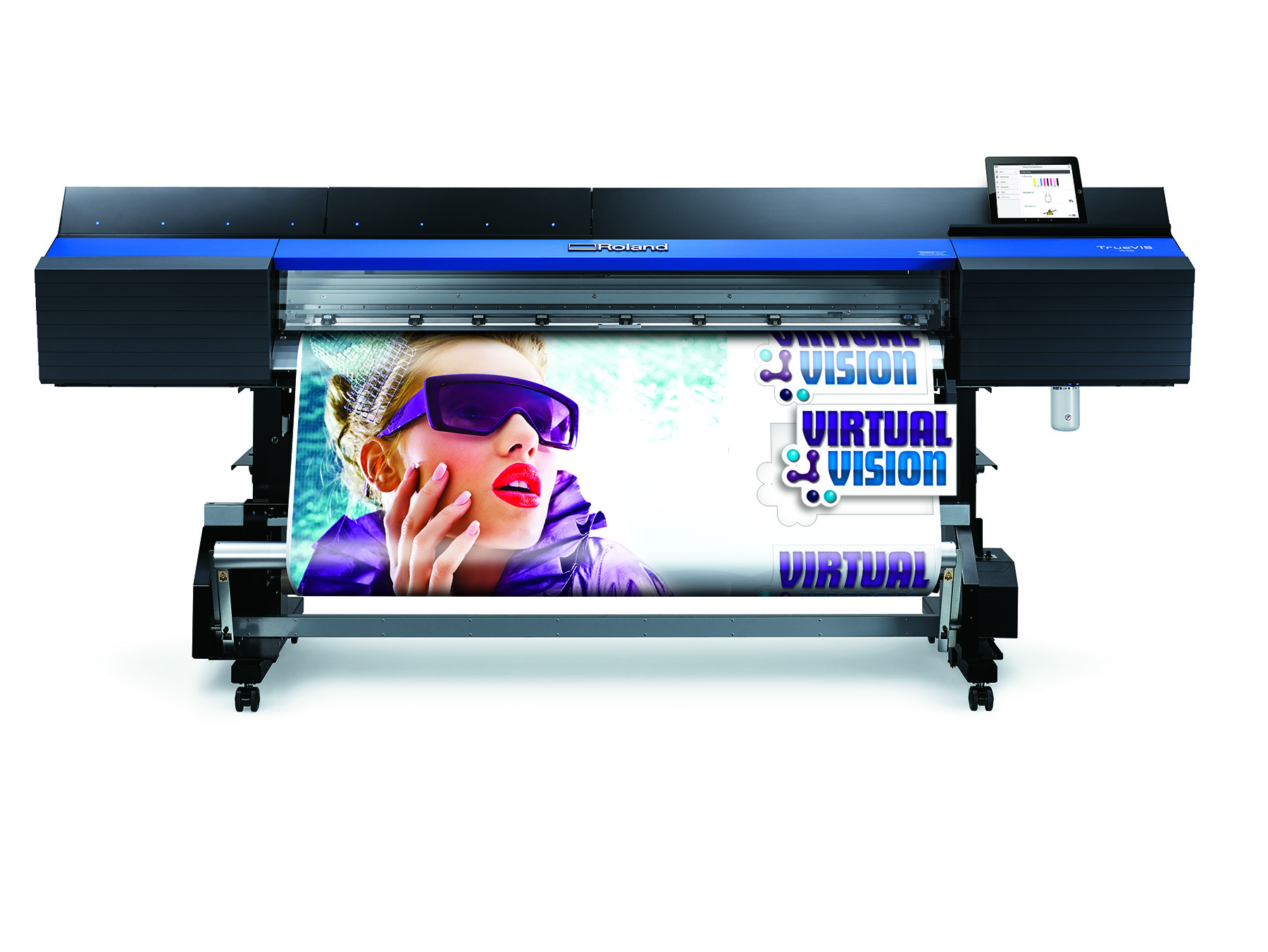 Roland TrueVIS VG-640 Wide Format Printer/Cutter