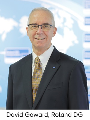 Roland DG David Goward