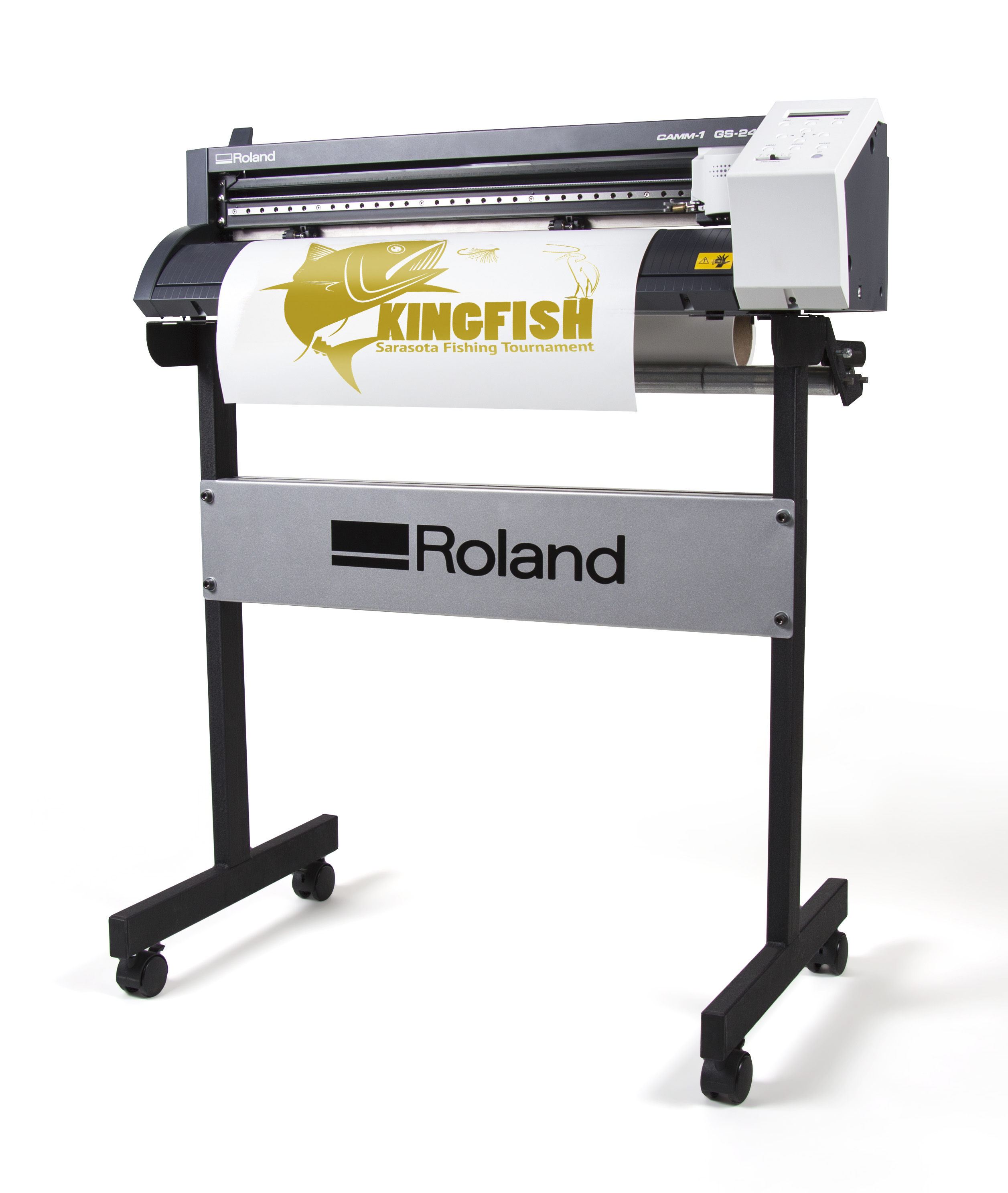 CAMM-1 GS-24 Vinyl Cutter with included stand