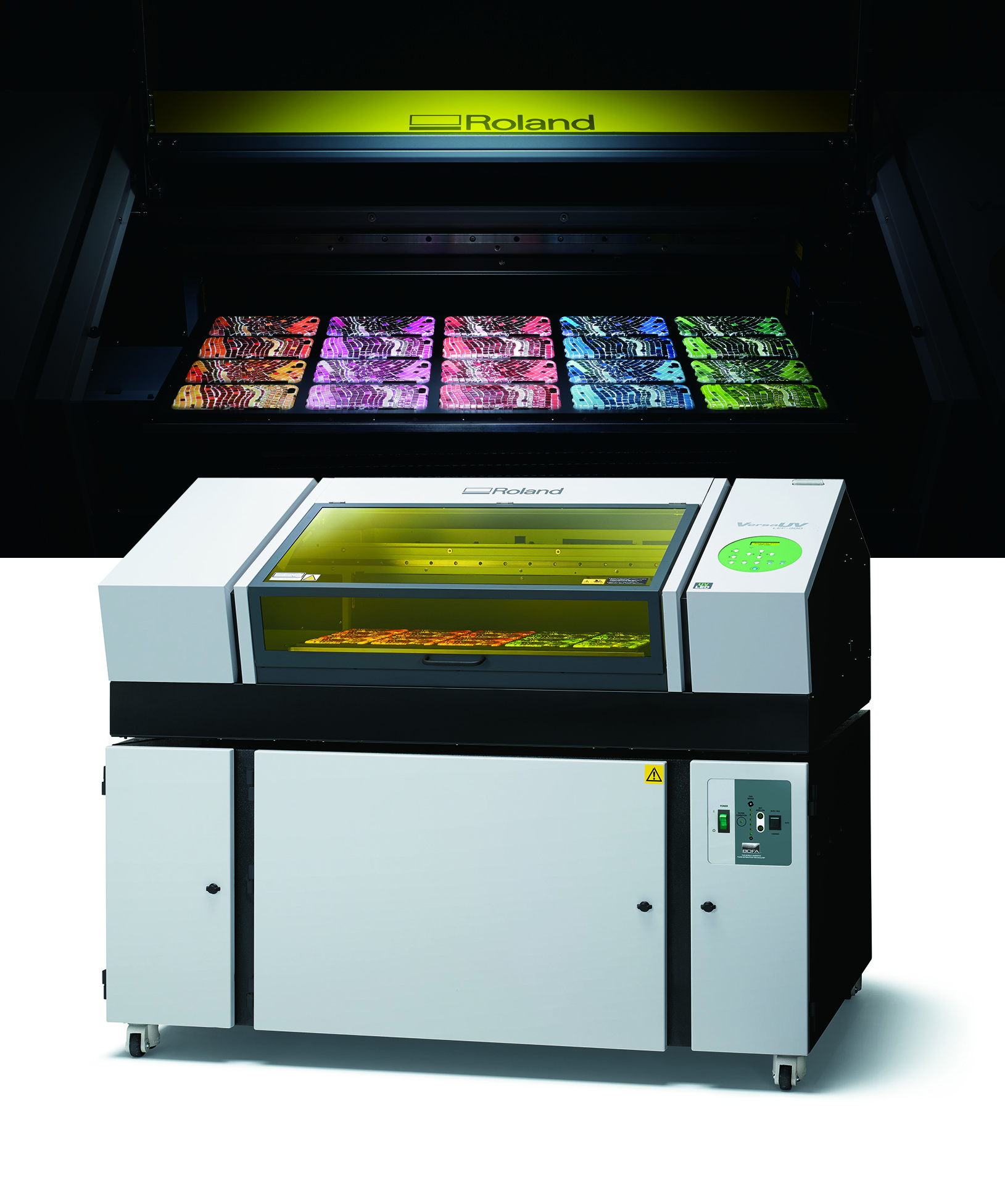 Roland VersaUV LEF-300 UV Flatbed Printer
