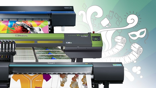 Roland DGA will showcase its latest digital printing technologies at the 2017 SGIA Expo in New Orleans.