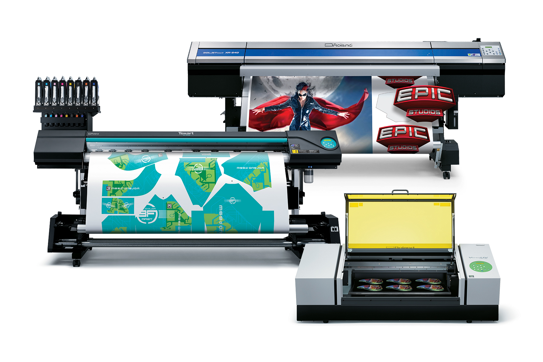Roland DGA reduces prices on two of its print heads for popular wide-format inkjet models.