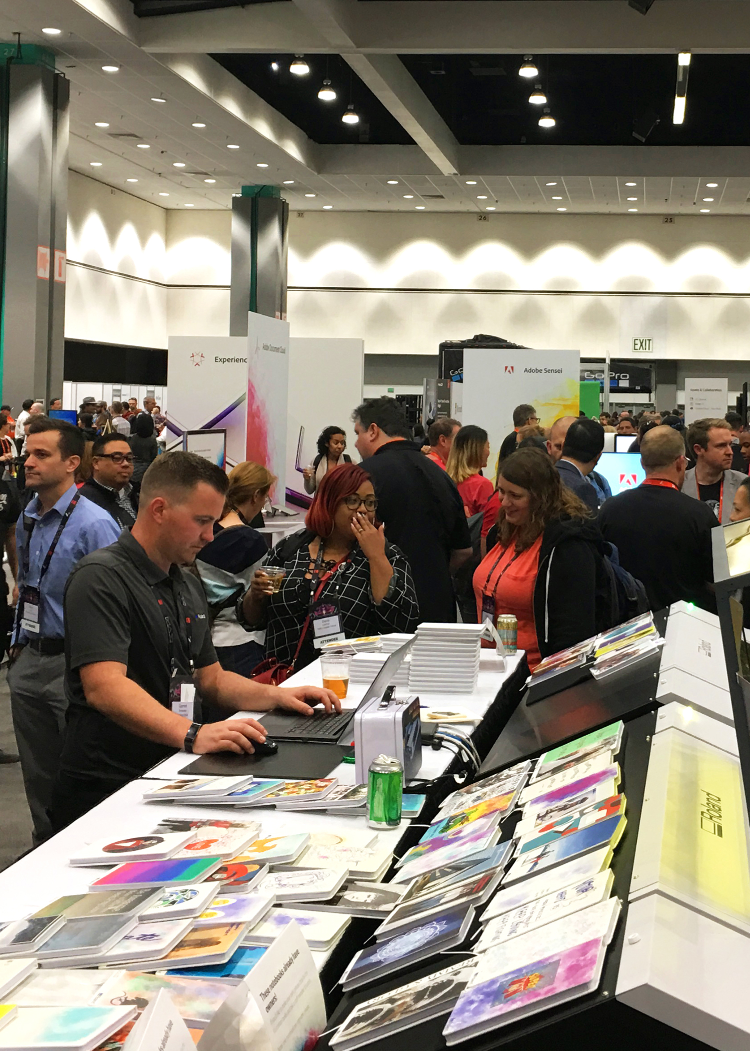 Attendees at the 2019 Adobe MAX conference in Los Angeles will have the opportunity to get hands-on with Roland DGA's latest digital imaging technologies.