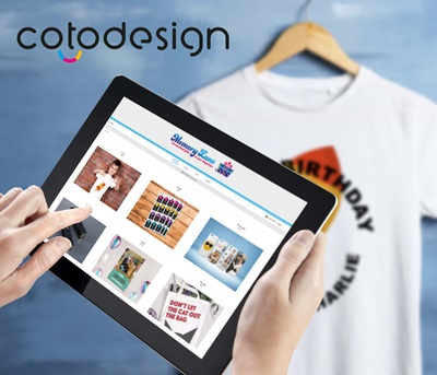 Roland's innovative cotodesign software package for in-store product personalization and customization is now available in North and South America.