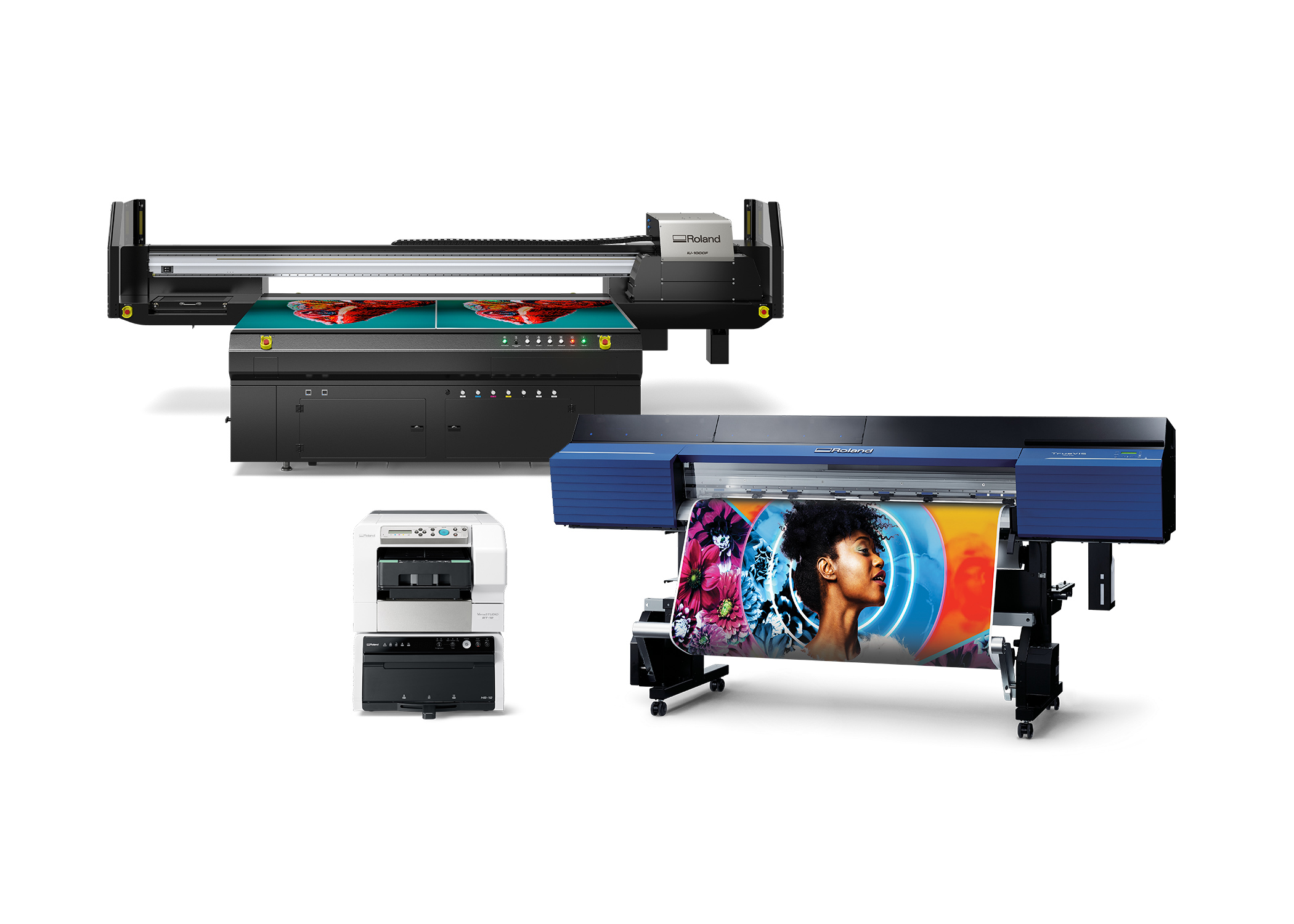 Roland DGA will be showcasing its advanced devices for eco-solvent, UV, and direct-to-garment printing at the upcoming PRINTING United Digital Experience.