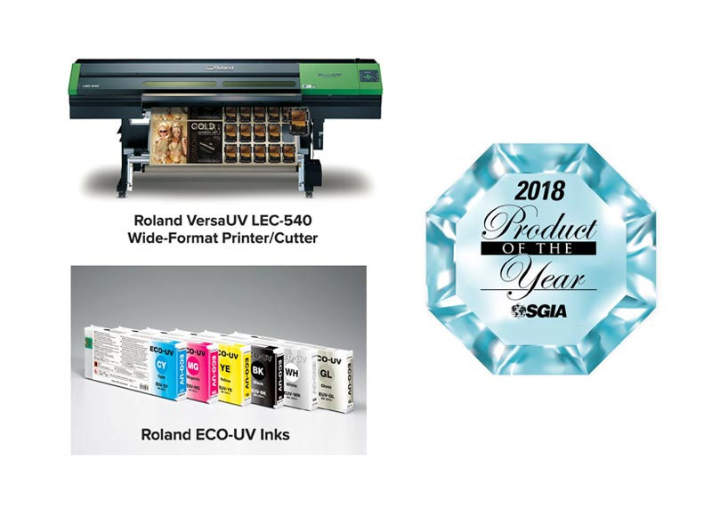 SGIA Product of the Year 2018