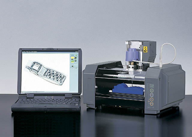 2000 Roland introduces the MDX Series desktop milling machines for in-house rapid prototyping.