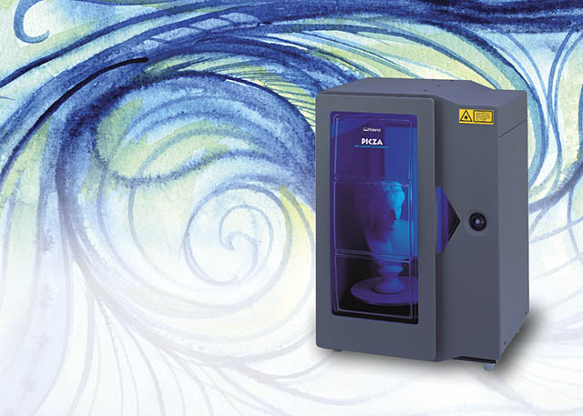 2001 The LPX-250 becomes the world's first laser scanner to offer plane and rotary scanning for less than $10,000.