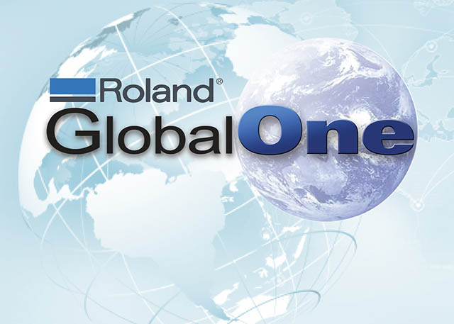 2013 Roland DG introduces Global One, driving more unified efforts by employees around the world, including product development, marketing, public relations, and internal operations.