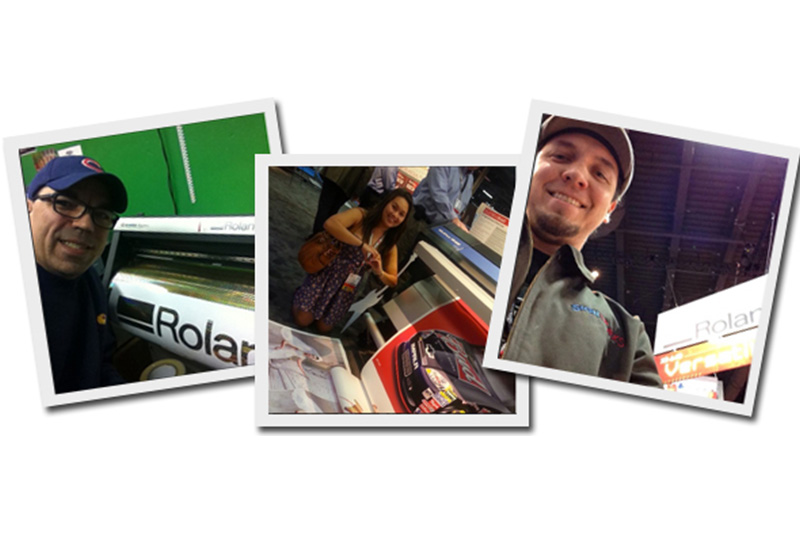 ISA Expo 2013 Instagram winners