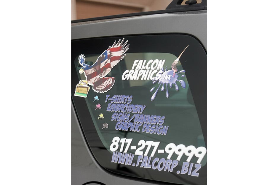 Falcon Graphics apparel