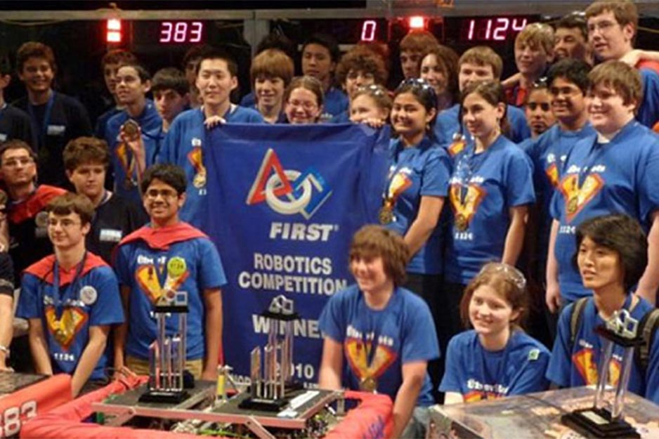 ÜberBots (Avon High School)