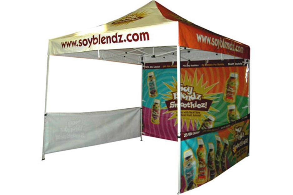 Above and Beyond Roland AJ-1000 soyblendz tent