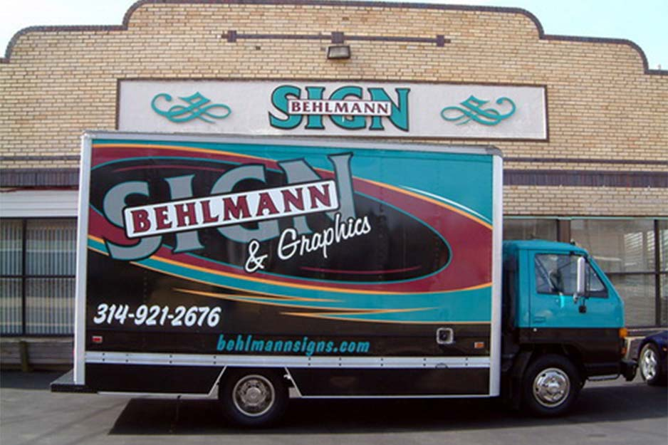 Behlmann Signs and Graphics
