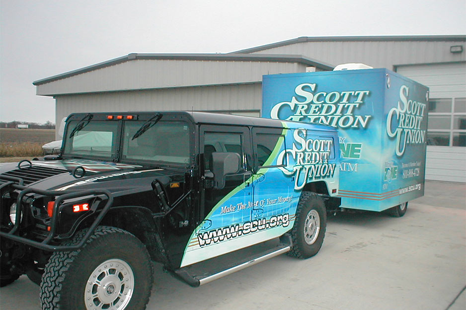 DigitalArtz H1 Hummer and mobile ATM vehicle wrap 01