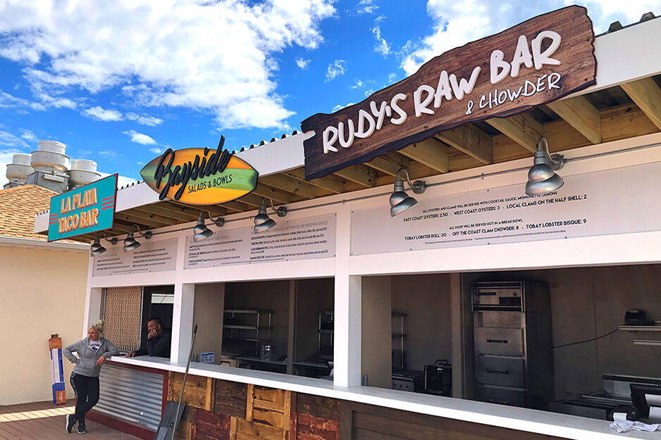 Image of Rudy's Raw Bar exterior