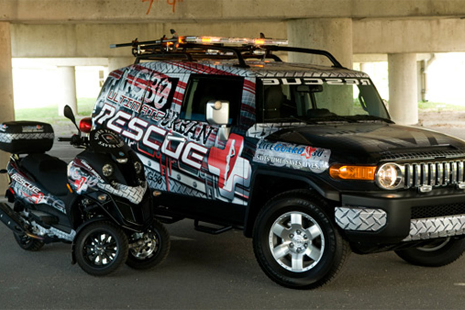 Action Graphics, AG Wraps