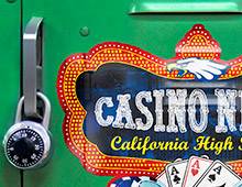 Casino Night promotional material