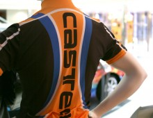 Castelli cycling jerseys